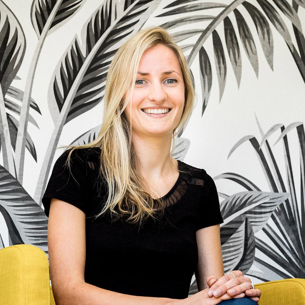 Carole Chargée de Projets POPITA agence de communication Cahors