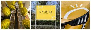 Communication nouveau nom agence de communication POPITA