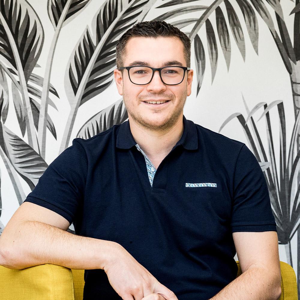 Rémy Gérant & Chef de Projets POPITA agence de communication Cahors
